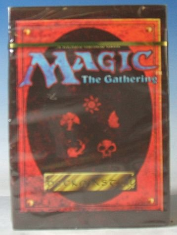 Magic the Gathering 4th Edition Starter Deck 60 cards (New/Mint)