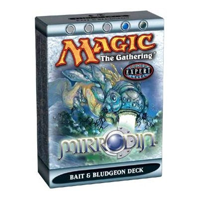 Magic the Gathering MTG Mirrodin Bait & Bludgeon Theme Deck (New/Mint)