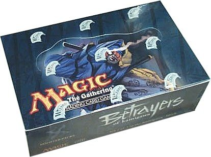Magic the Gathering Betrayers of Kamigawa Booster Box - EMAIL FOR PRICE (New/Mint)