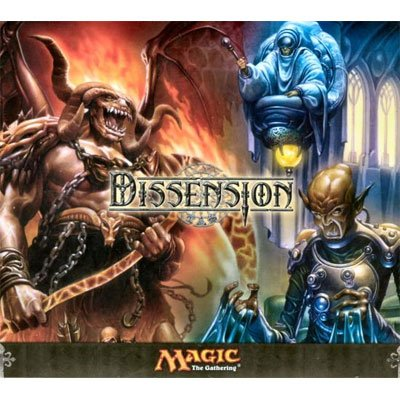 Magic the Gathering Dissension Fat Pack (New/Mint)
