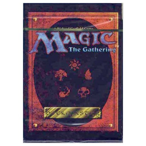 Magic the Gathering MTG 4th Edition Deckmaster Starter Deck (New/Mint)