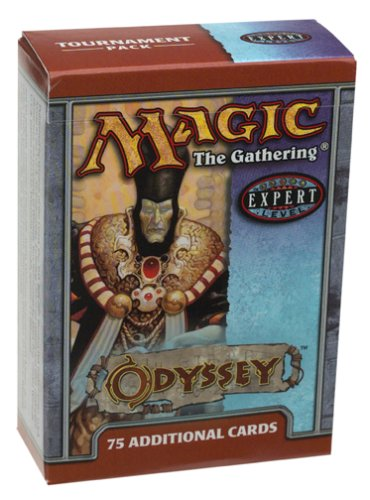 Magic the Gathering MTG Odyssey Tournament Pack (New/Mint)