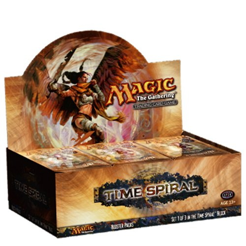 Magic the Gathering Time Spiral Booster Pack (New/Mint)