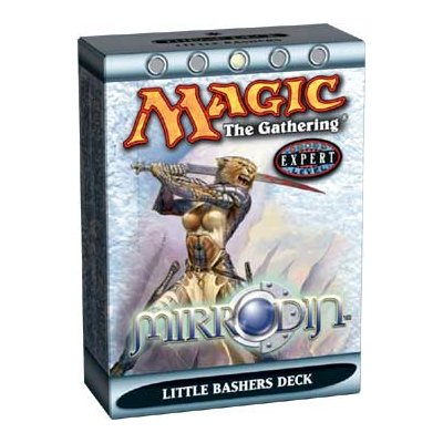 Magic the Gathering MTG Mirrodin Little Bashers Theme Deck (New/Mint)
