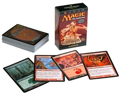 Magic the Gathering MTG Champions of Kamigawa Spiritbane Theme Deck (New/Mint)