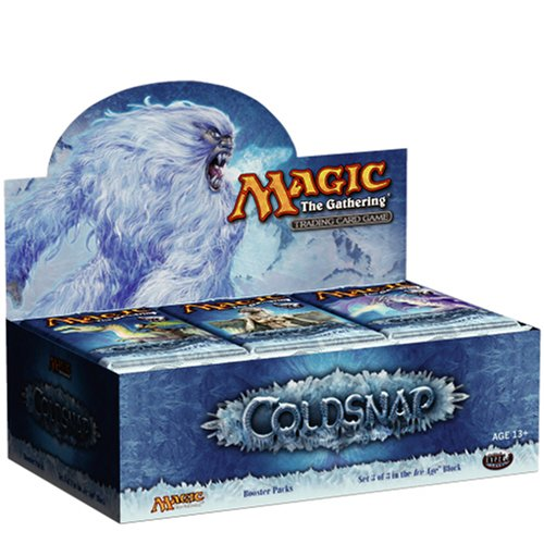 Magic the Gathering MTG Coldsnap Booster (1 Pack - 15 Cards/Pack) Out of Print (New/Mint)