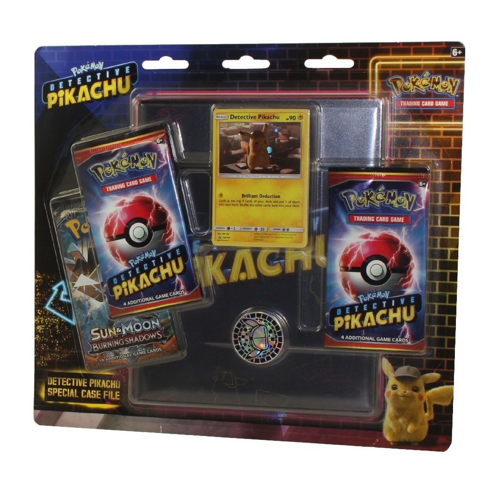 Detective Pikachu : Special Case File