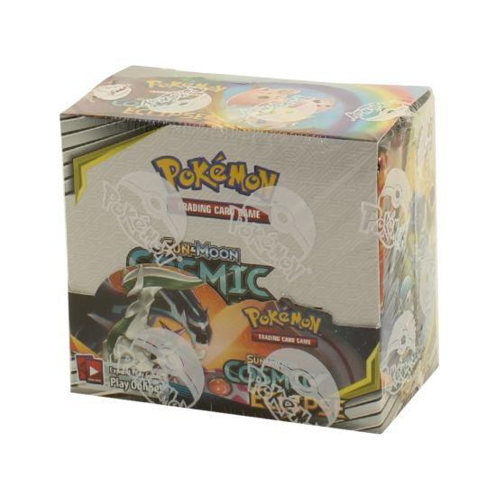Booster Box 36 packs Pokemon Sun/&Moon Cosmic Eclipse