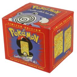 Gold Jigglypuff Card Pokemon (Toys, Figures...