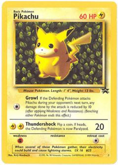 Pokemon (Promo Cards)