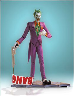 Dc Comics Batman Hush Series 1 Joker Action Figure Sell2bbnovelties Com Sell Ty Beanie Babies Action Figures Barbies Cards Toys Selling Online
