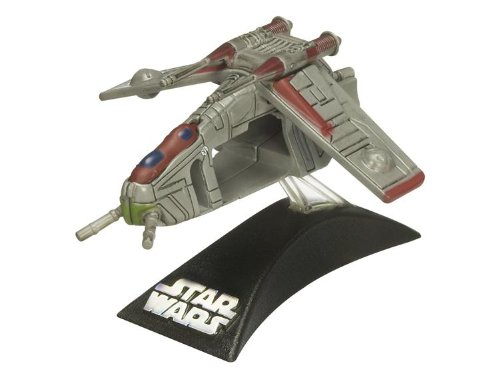 Star Wars Revenge Of The Sith Rots Titanium Figure Republic Gunship New Mint Sell2bbnovelties Com Sell Ty Beanie Babies Action Figures Barbies Cards Toys Selling Online