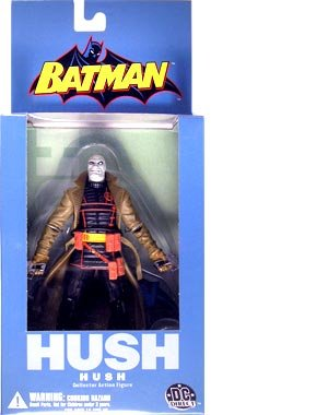 Dc Comics Batman Hush Series 1 Hush Action Figure Sell2bbnovelties Com Sell Ty Beanie Babies Action Figures Barbies Cards Toys Selling Online