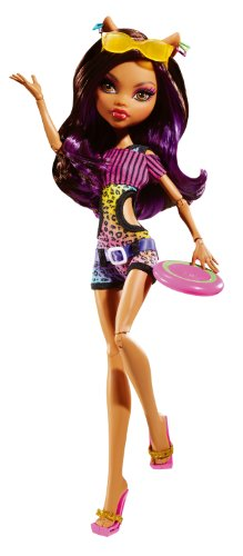 Monster High Doll Gloom Beach Clawdeen Wolf Doll Sell2bbnovelties Com Sell Ty Beanie Babies Action Figures Barbies Cards Toys Selling Online