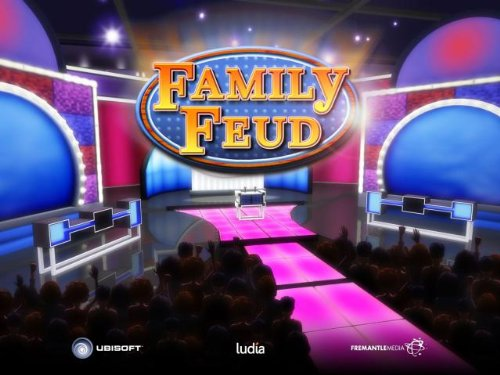Nintendo Wii Game - Family Feud: 2010 Edition