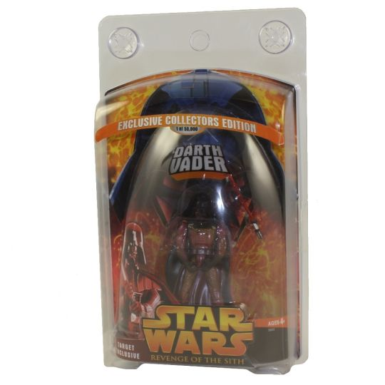 Star Wars Revenge Of The Sith Rots Action Figure Darth Vader 3 75 Inch Mint Sell2bbnovelties Com Sell Ty Beanie Babies Action Figures Barbies Cards Toys Selling Online
