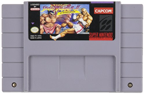 Super Nintendo Game Street Fighter Ii Turbo Sell2bbnovelties