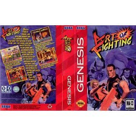 Sega Genesis Game Art Of Fighting Sell2bbnovelties Com Sell Ty Beanie Babies Action Figures Barbies Cards Toys Selling Online
