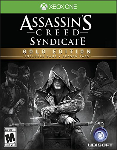 Xbox One Game Assassin S Creed Syndicate Gold Edition Sell2bbnovelties Com Sell Ty Beanie Babies Action Figures Barbies Cards Toys Selling Online