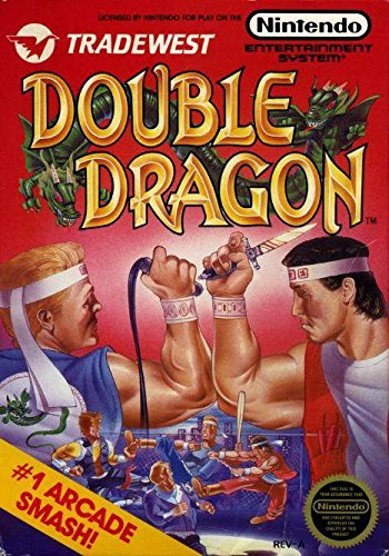 Nes Game Double Dragon Sell2bbnovelties Com Sell Ty Beanie